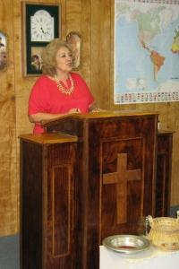 Linda Crawford - Adult Sunday School Teacher