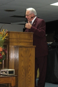Pastor Don Powell